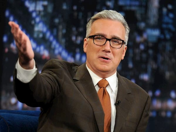 A photo of Keith Olbermann