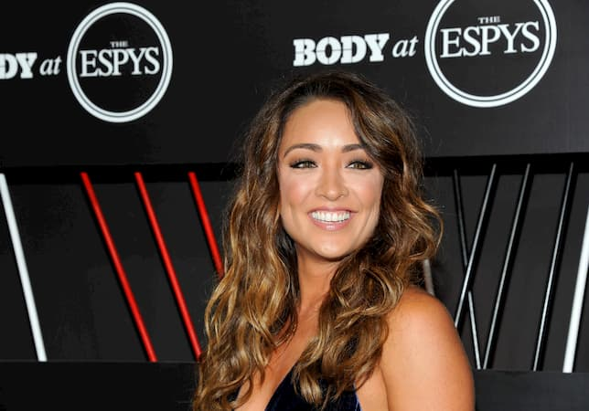 A photo of Cassidy Hubbarth