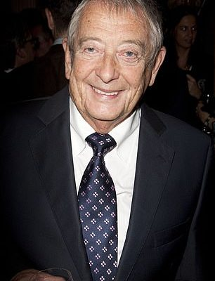 A photo of Jeremy Fowlds dad,Derek Fowlds