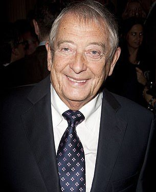 A photo of Derek Fowlds