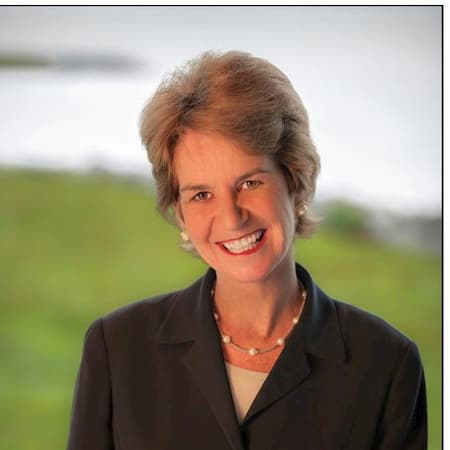 A  photo of Kathleen Kennedy Townsend