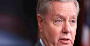 A Photo of Lindsey Graham