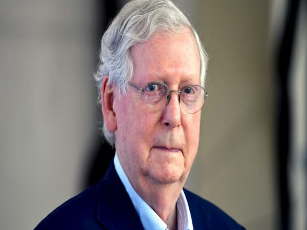 A Photo of Mitch McConnell