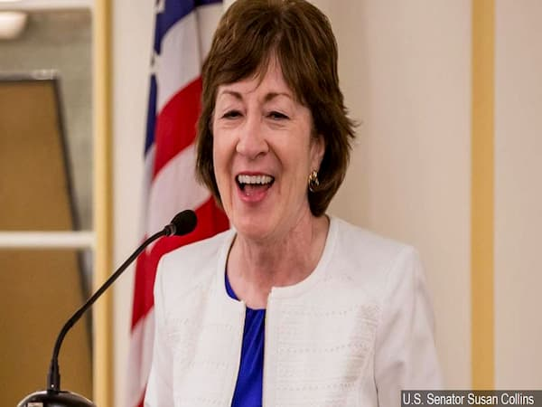 A Photo of Susan Collins