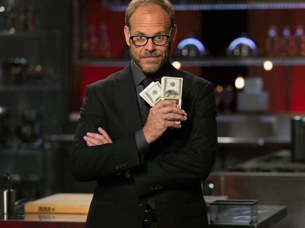 A Photo of Alton Brown