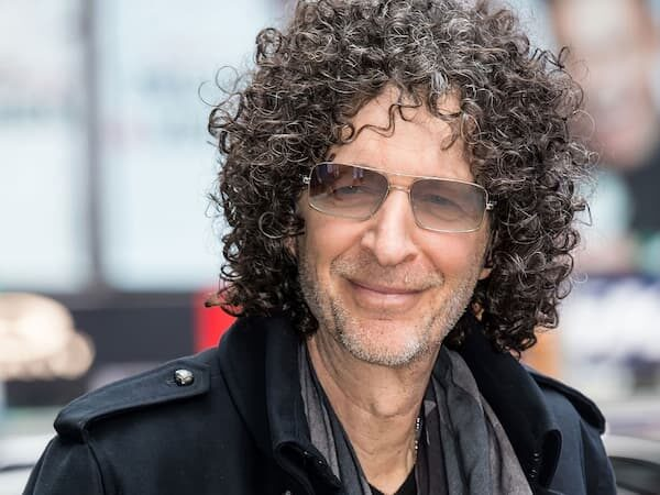 A Photo of Howard Stern
