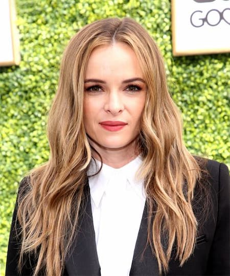 A photo of Danielle Panabaker