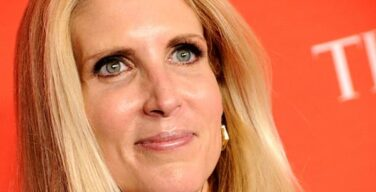 A Photo of Ann Coulter