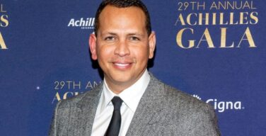 A photo of Alex Rodriguez