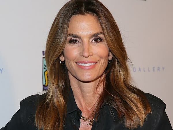 A Photo of Cindy Crawford