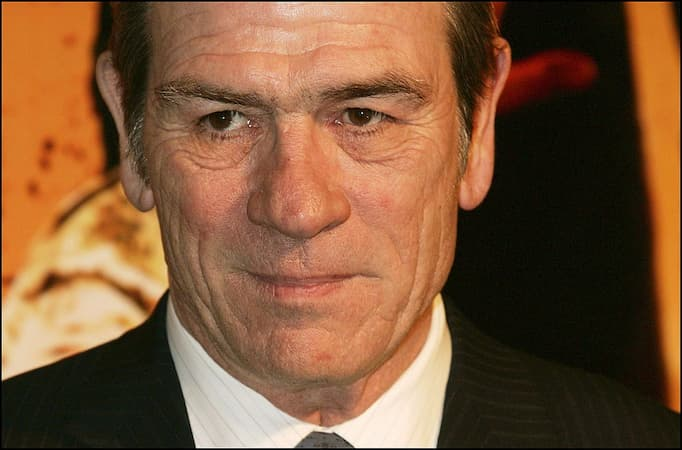 A photo of Tommy Lee Jones