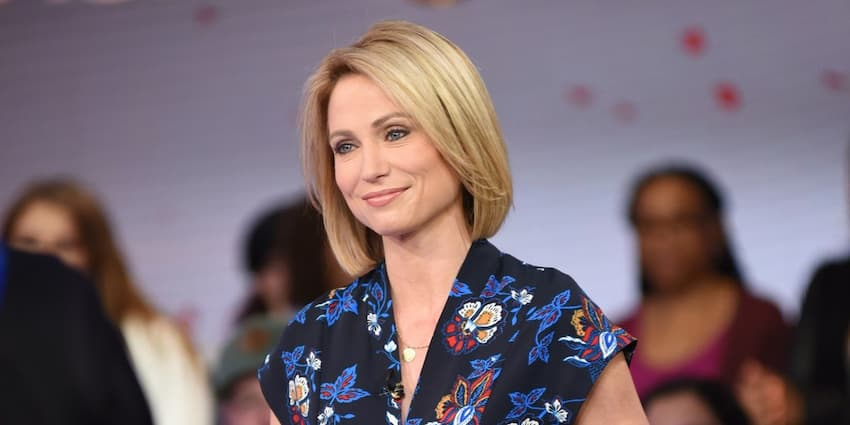 A Photo of Amy Robach