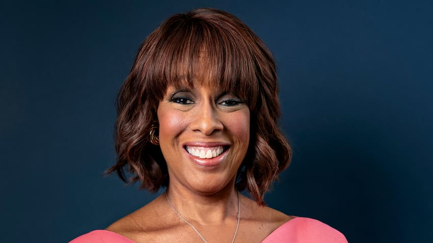 A Photo of Gayle King