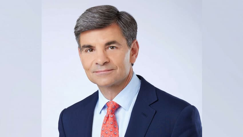 A Photo of George Stephanopoulos