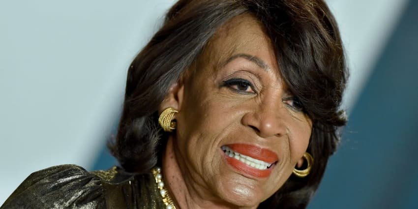 A Photo of Maxine Waters