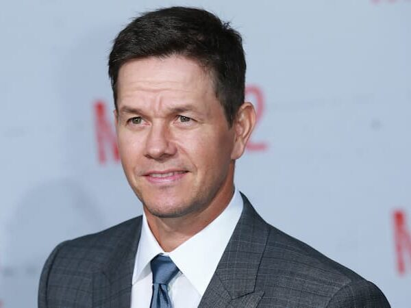 A Photo of Mark Wahlberg