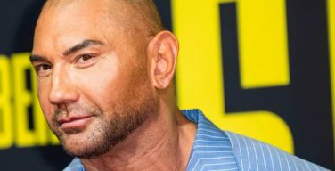 A photo of Dave Bautista