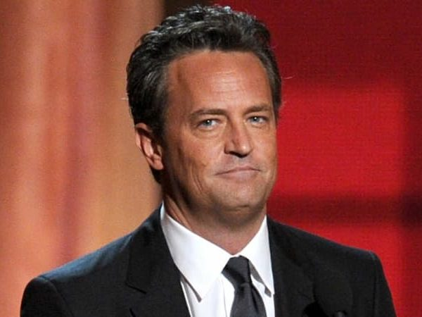 A photo of Matthew Perry