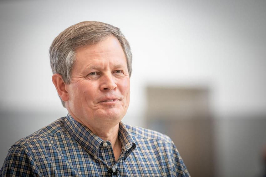 A Photo of Steve Daines