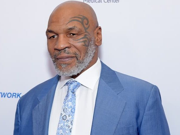 A photo of Mike Tyson