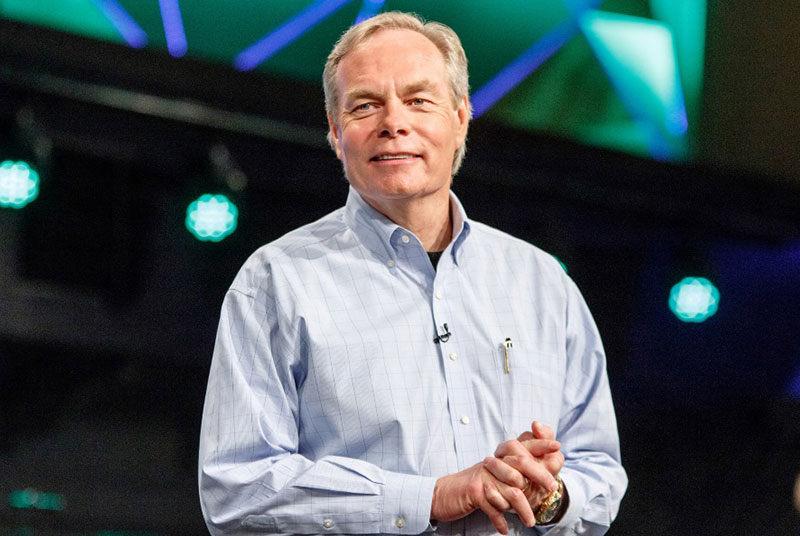A Photo of Andrew Wommack