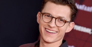 A photo of Tom Holland