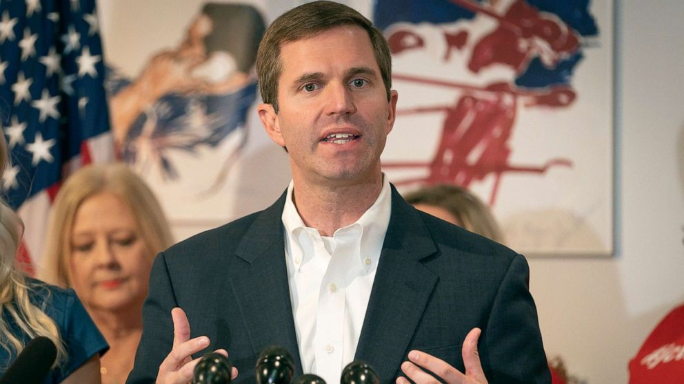 A Photo of Andy Beshear