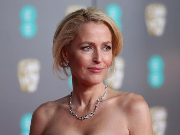 A photo of Gillian Anderson