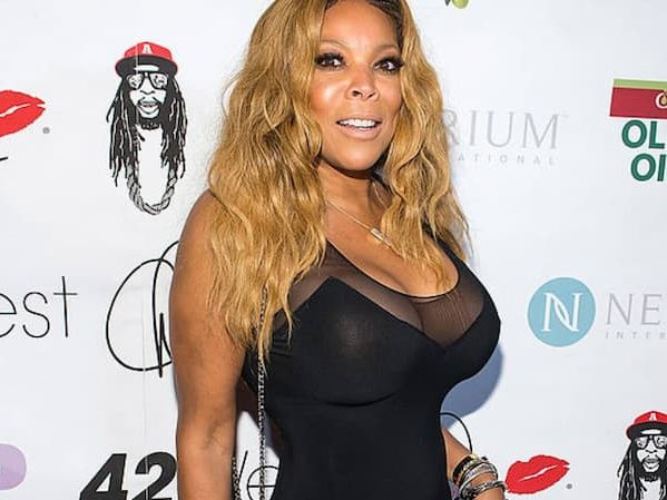A photo of Wendy Williams