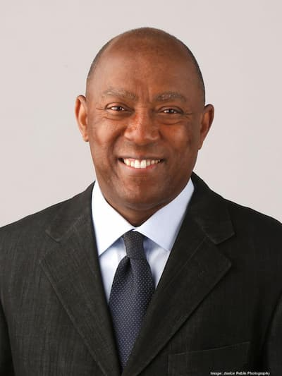 A photo of Sylvester Turner
