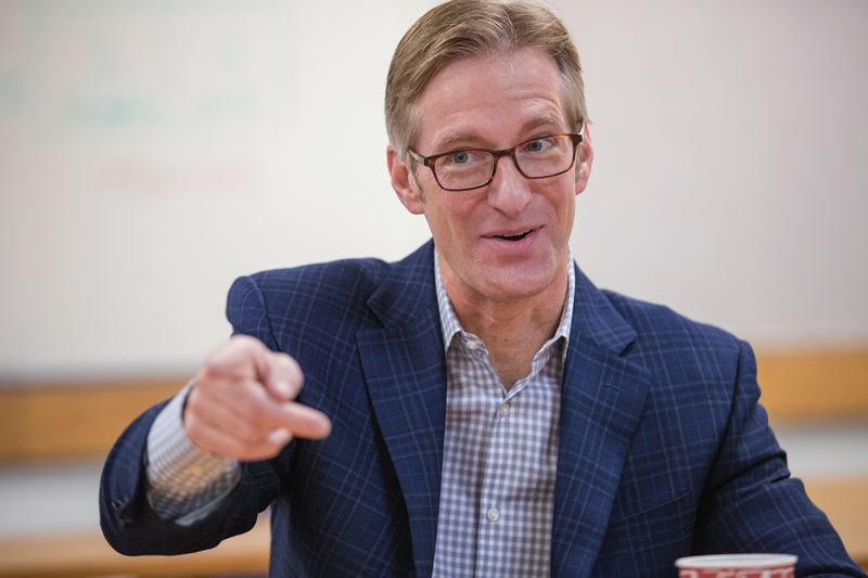 A Photo of Ted Wheeler