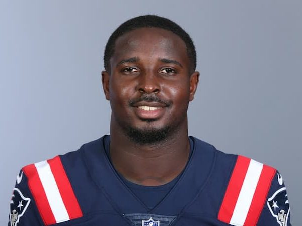 A photo of Sony Michel