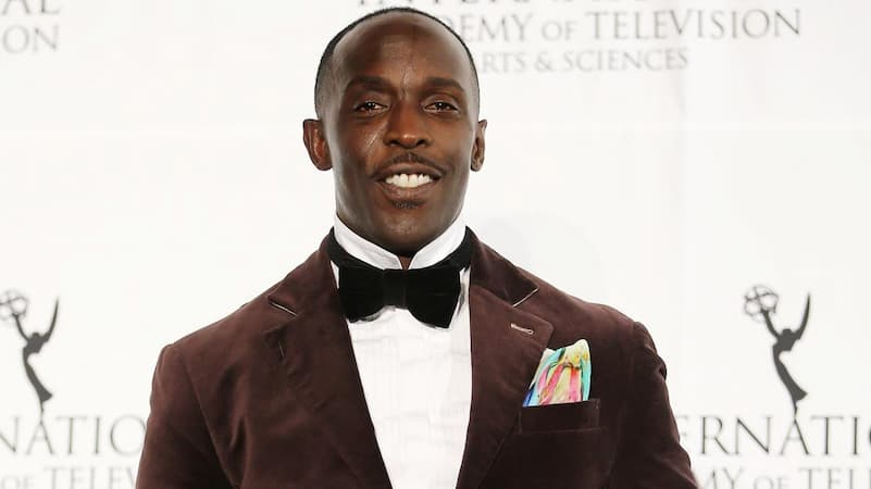 A photo of Michael K. Williams