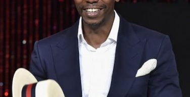 A photo Dave Chappelle