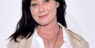 A photo of Shannen Doherty